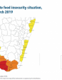 Map 33 Map 33 Madagascar, IPC Acute food insecurity situation, November 2018–March 2019