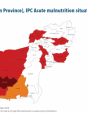 Map 48 Pakistan (Balochistan Province), IPC Acute malnutrition situation, May–August 2019