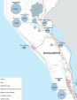 Map 8 - Bangladesh, Cox's Bazar, Rohingya refugee population (as of 31 December 2019)